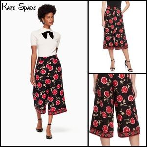 🌹Kate Spade Hazy Rose Pants